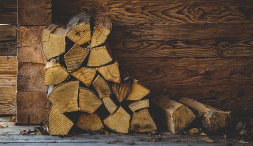 【キャンプ】焚き火にオススメな薪の種類と燃焼時間を知って最高の焚き火を楽しもう!!