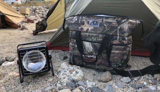 AO Coolers(クーラーズ)48pack モッシーオークカモをレビュー!!保冷力、収納力ともに最高クラスな我が家のメインクーラー