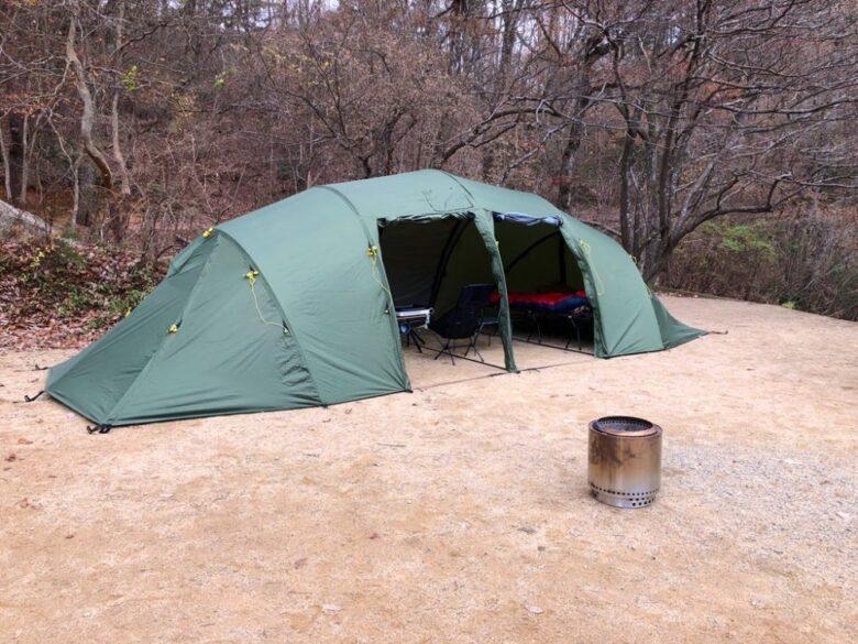 テント外観画像
